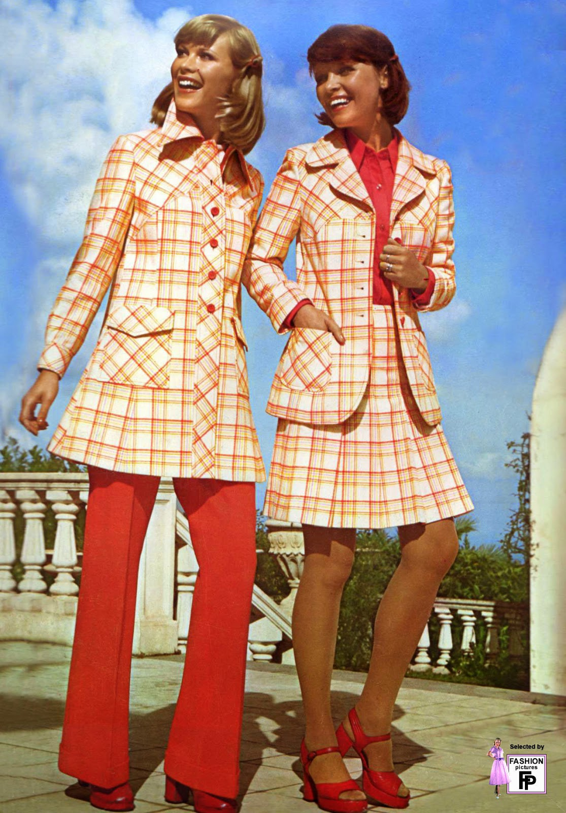 Fashion: 50 Awesome And Colorful Photoshoots Of The 1970s Fashion