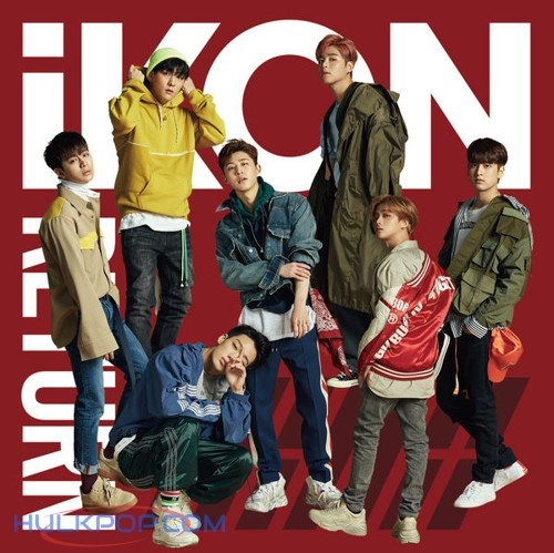iKON – RETURN -JP Ver.- (ITUNES MATCH AAC M4A)