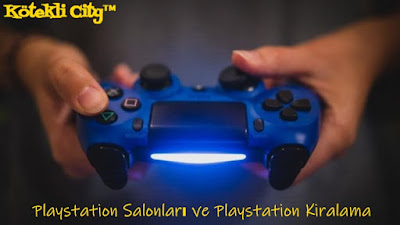 Kötekli PS Cafeler ve Playstation Kiralama