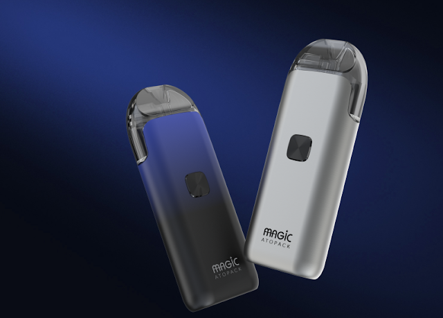 The Best Nicotine Pod - Joyetech Atopack Magic Pod Kit 2019