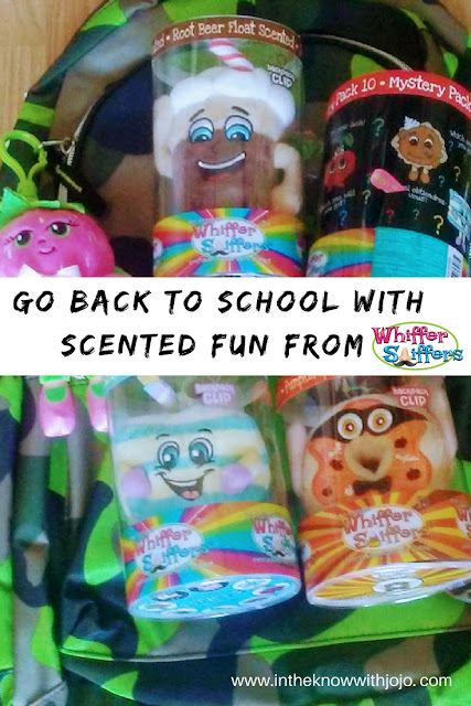 Check out these awesome back to school with scented fun from Whiffer Sniffers!