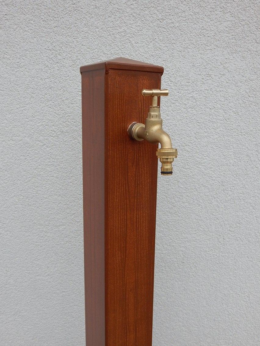 Gallo Garten Wasserhahn Gallo Iron Holz Muster Garten Wasserhahn