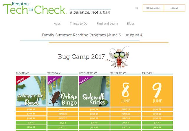 Bug Camp 2017