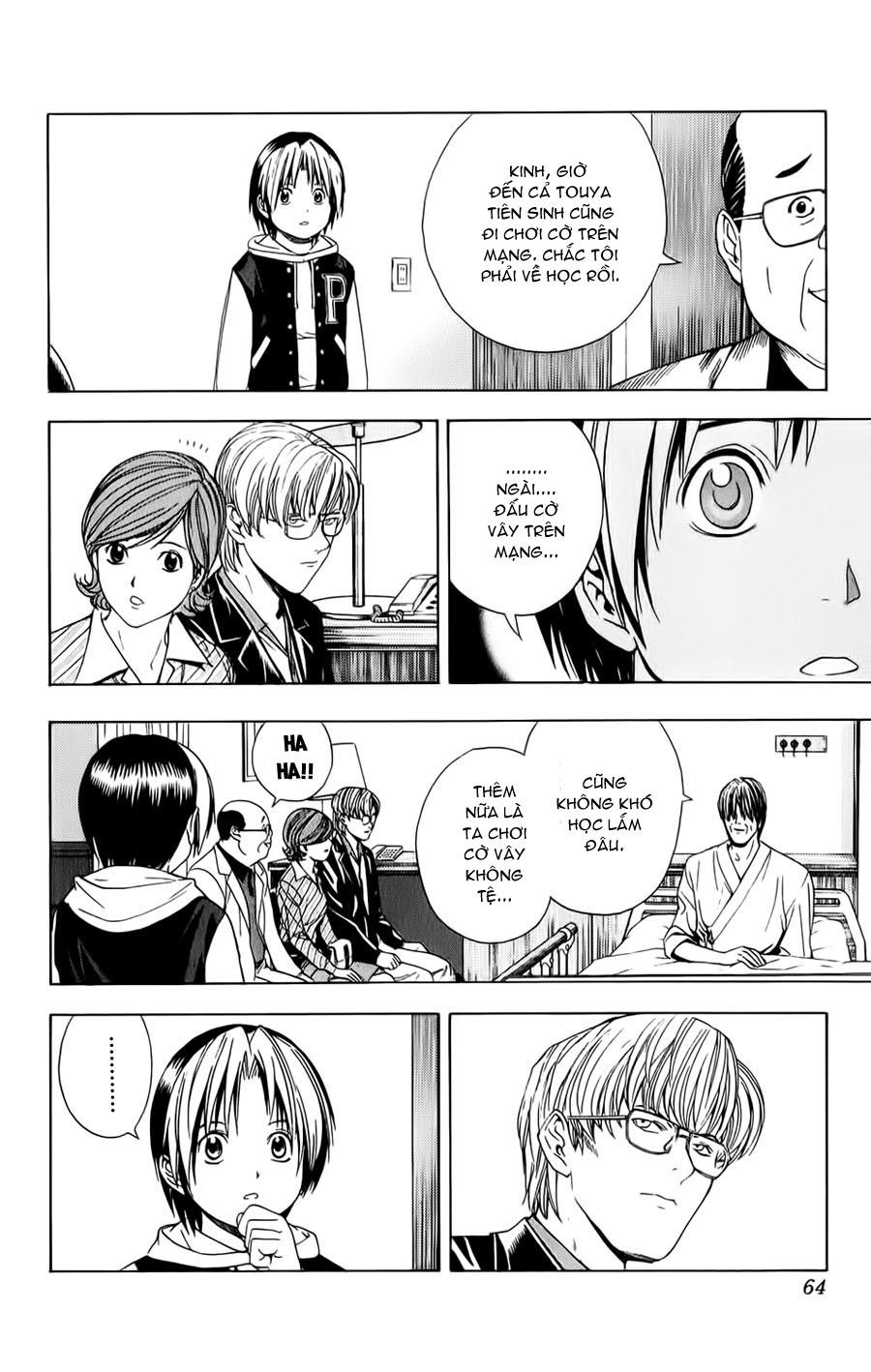 Hikaru No Go hikaru no go chap 107 trang 12