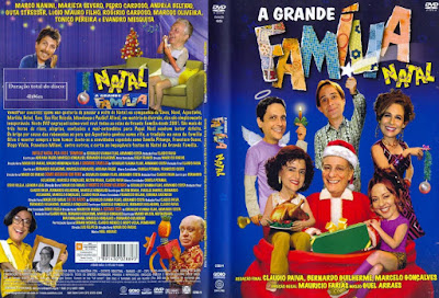 Série A Grande Família - Natal DVD Capa