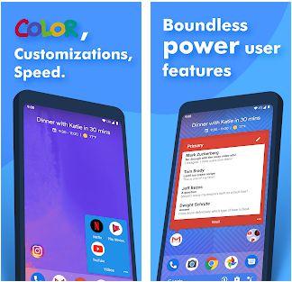 Launcher Tanpa Iklan: Action Launcher Apk Android