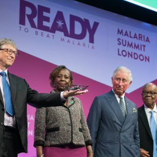 Malaria Summit held in London