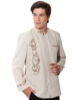 Busana muslim pria elegan
