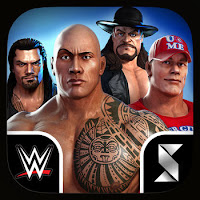 WWE Champions Free Puzzel RPG Mod Apk Unlimited Money Coins 0.131