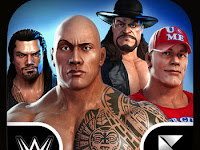 WWE Champions Free Puzzel RPG Mod Apk Unlimited Money Coins 0.300