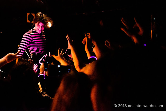Yungblud at The Rivoli on October 21, 2018 Photo by John Ordean at One In Ten Words oneintenwords.com toronto indie alternative live music blog concert photography pictures photos