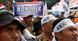 SIMAK! Kesimpulan Hasil RAKER Gabungan di DPR yang Membahas Nasib Tenaga Honorer