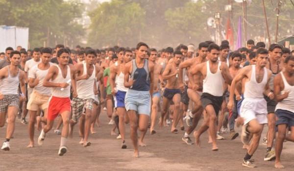Baloda Bazar Army Rally, Indian Army Rally, Open Bharti Rally