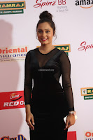 Vennela in Transparent Black Skin Tight Backless Stunning Dress at Mirchi Music Awards South 2017 ~  Exclusive Celebrities Galleries 063.JPG