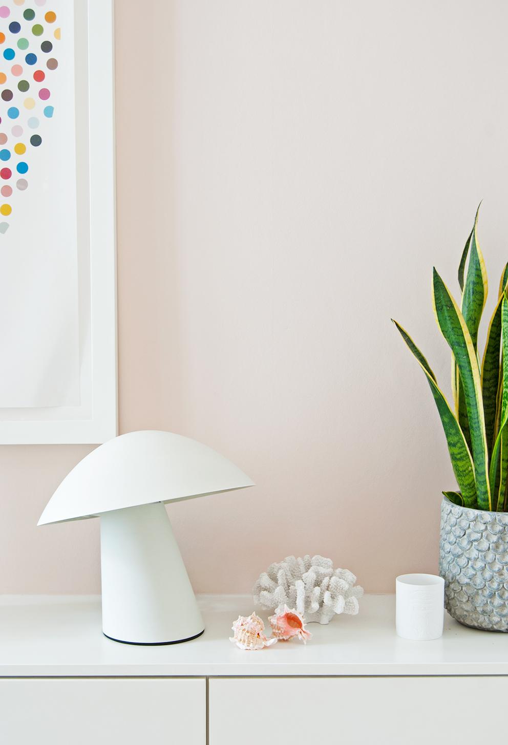 French For Pineapple Blog - Porcini Lamp