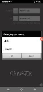 download fake call