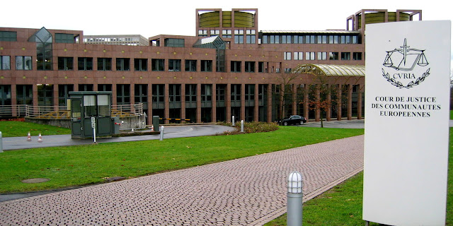 Image Attribute: European Court of Justice - Luxembourg / Source: Wikimedia Commons