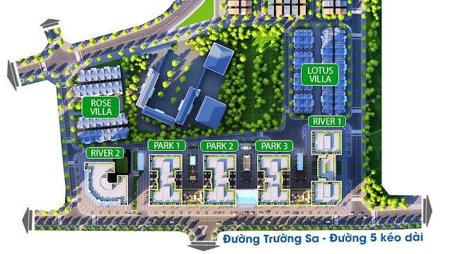 Quy hoạch phân khu dự án EuroWindow River Park
