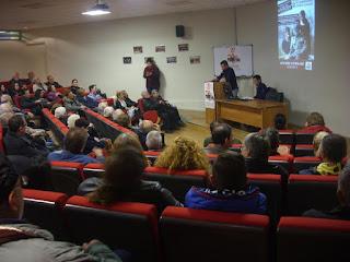 ΚΚΕ Πιερίας - Έγινε με επιτυχία η εκδήλωση για το Δημοκρατικό Στρατό Ελλάδας