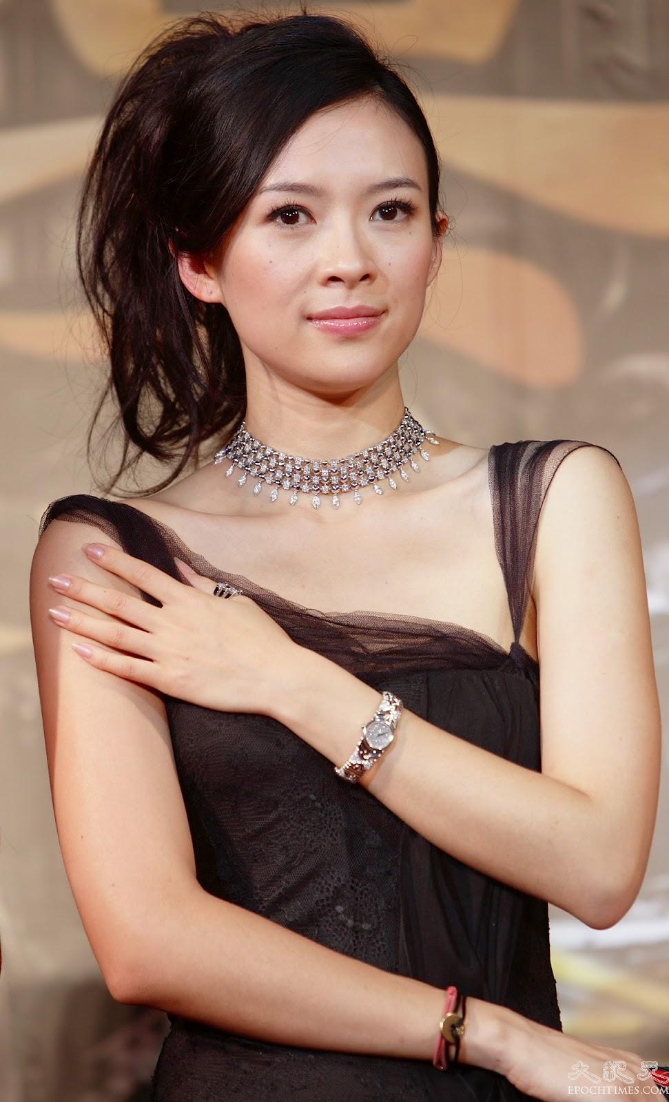 Beautiful Zhang Ziyi  Download Free Celebrities Wallpapers-6398