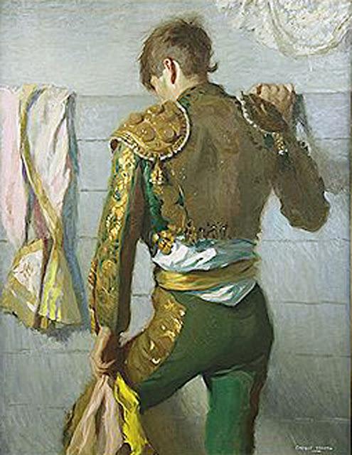 Enrique Segura Iglesias, Maestros españoles del retrato, Pintor español, Retratos de Enrique Segura Iglesias, Pintores Sevillanos