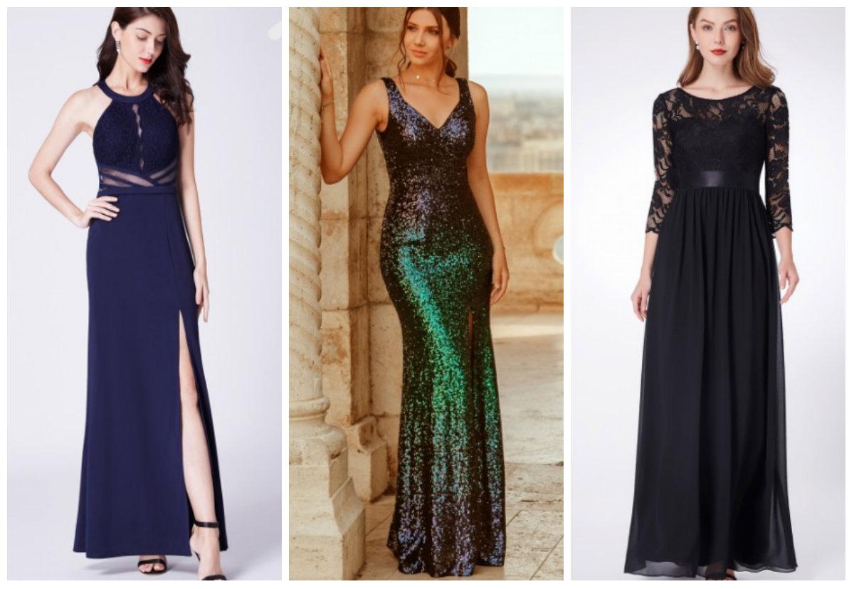 Sylwestrowe propozycje sukienkowe