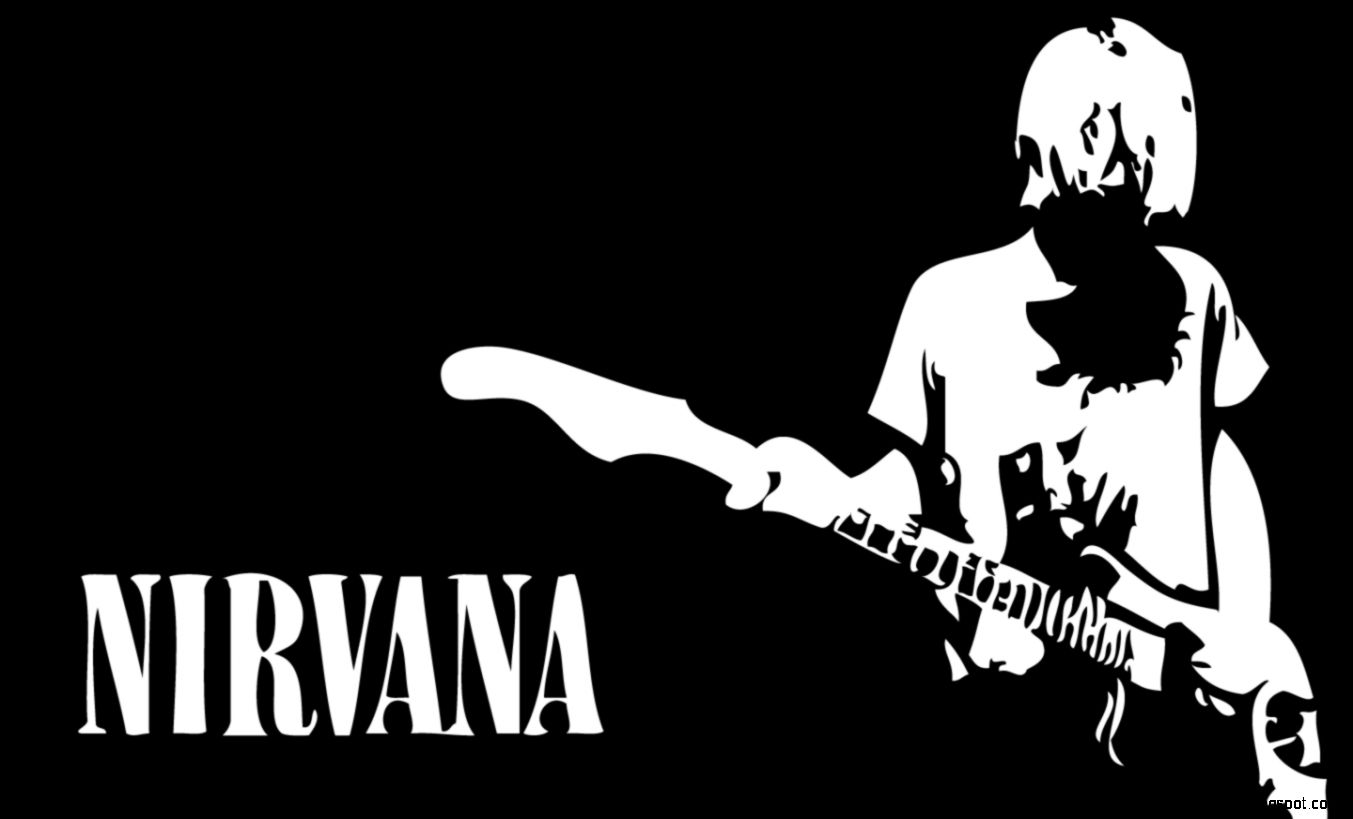 Nirvana Wallpaper Hd Wallpapers Plus