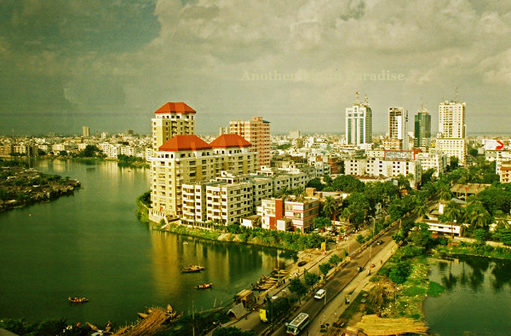 An introduction to the city of dhaka the capital of bangladesh
