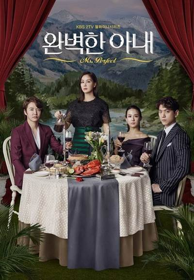 Nonton Ms. Perfect (Perfect Wife) 2017 sub indo