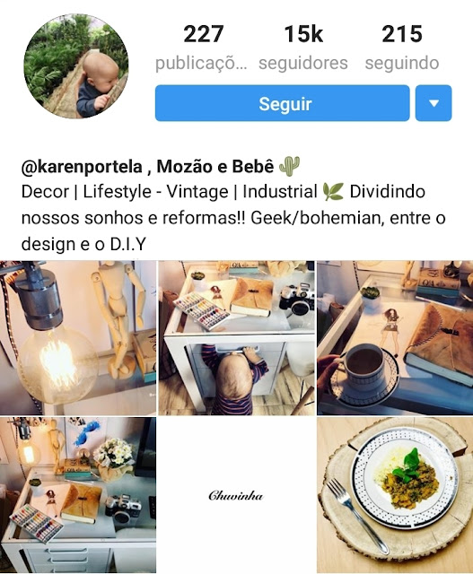 Perfis de casas e apartamentos para seguir no instagram