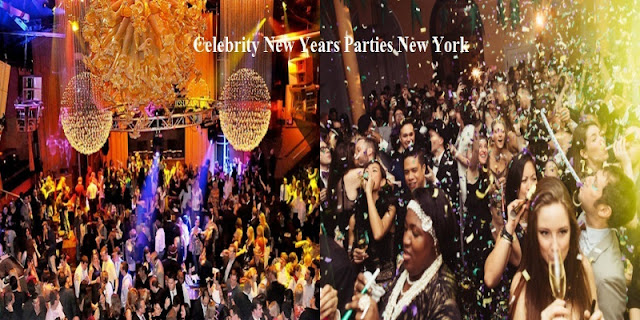 Celebrity New Years Events in New York