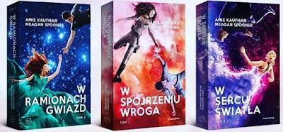 Książki podobne do W ramionach gwiazd