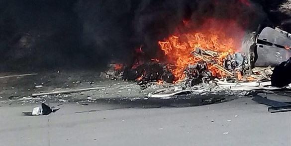 VIDEO, Cae Helicóptero Pegaso tras persecución en Tijuana