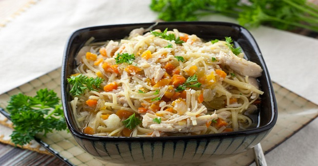 The Best Homemade Chicken Noodle Soup Recipe