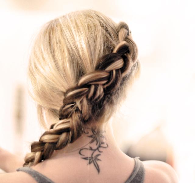 Miss Lovie: 20 Summer Braid Hairstyle Tutorails