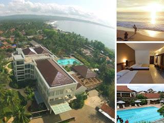 43 hotel pangandaran pemandangan pantai Gratis