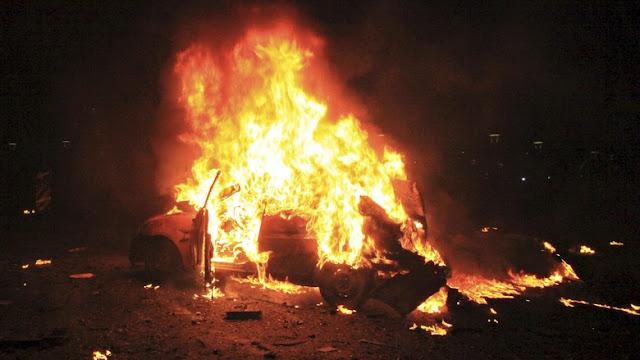 Turgi Curigai Militan Kurdi Dalangi Ledakan Bom Mobil di Ankara