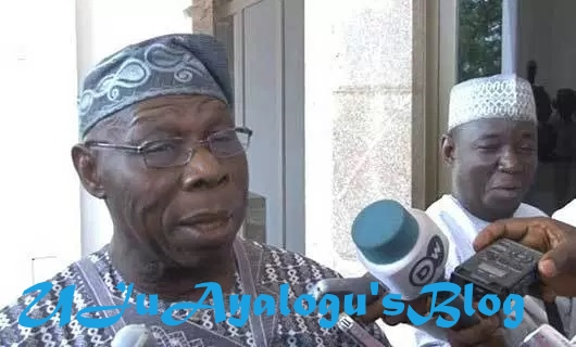 Obasanjo: It's Not Yet Ripe to Say If I'll Support Buhari for Second Term
