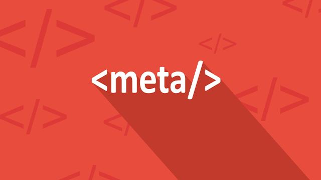 Format Meta Tag SEO Pada Blog