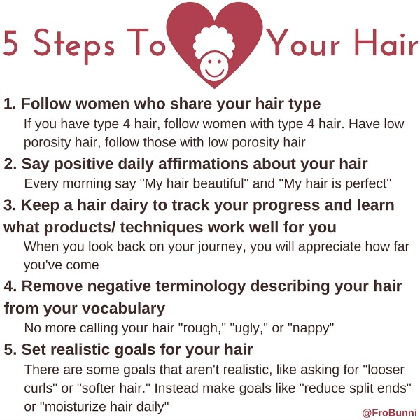 FroBunni | 5 Ways to Love Your Natural Hair
