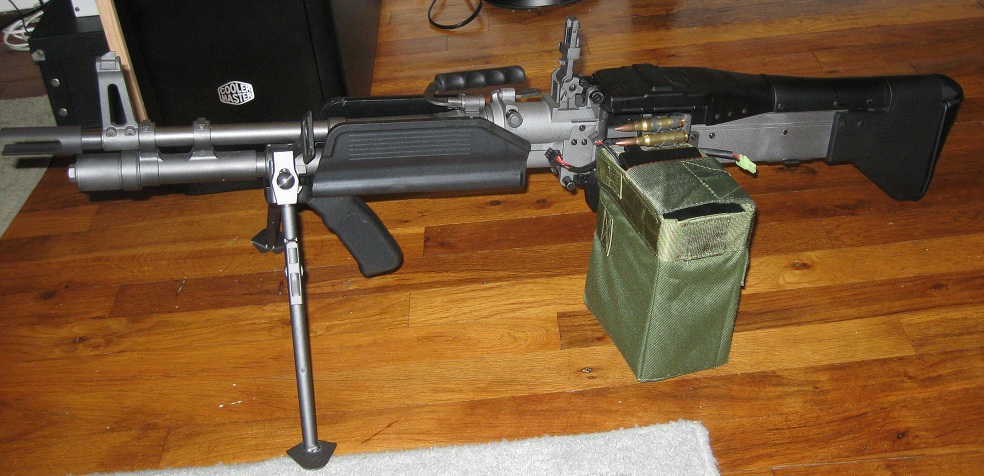 Airsoft and Tech Blog: The Pig is Here