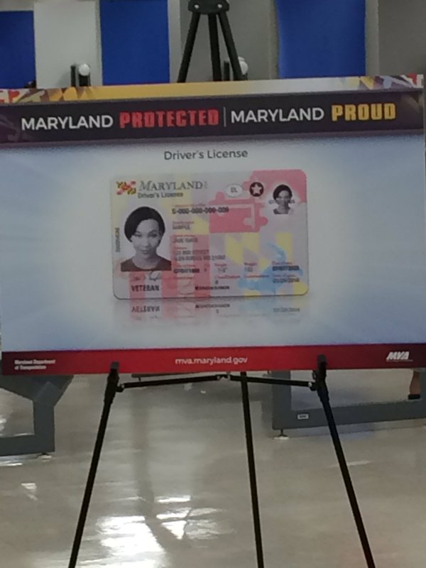 Salisbury news md motor vehicle administration unveils for Maryland motor vehicle administration