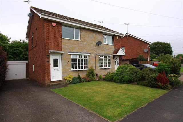 Harrogate Property News - 2 bed semi-detached house for sale Sherwood Drive, Harrogate HG2