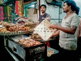 Foodaholix Jama Masjid Kabab