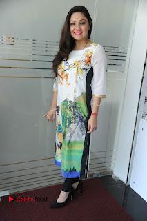 Actress Priyanka Trivedi (Upendra) Pos at Shuddhi Kannada Movie Press Meet  0007.jpg