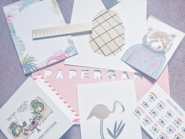 The Papergang From Ohh Deer