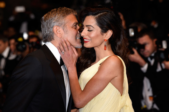 George Clooney & His Wife Amal Are Expecting Twins
