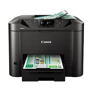 Canon MAXIFY MB5460 Driver Download
