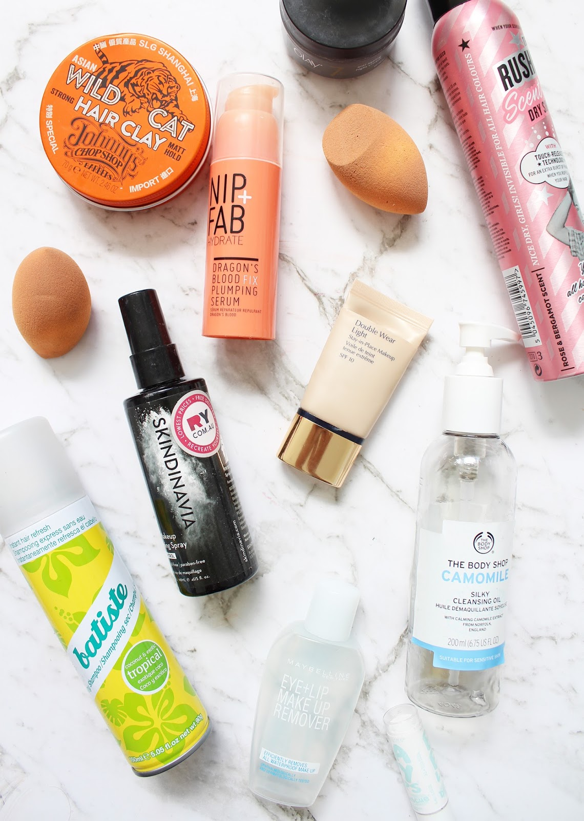 EMPTIES | February '18 - Soap + Glory, The Body Shop, Esteé Lauder + More - CassandraMyee