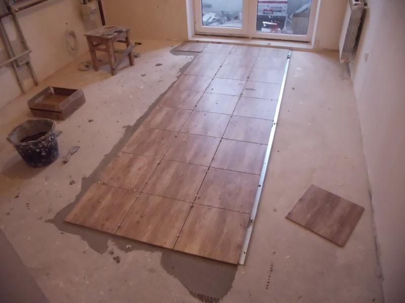 Укладка плитки на пол своими руками на деревянный пол фото 441